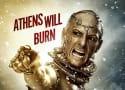 300 Rise of an Empire Rodrigo Santoro Poster: Athens Will Burn!