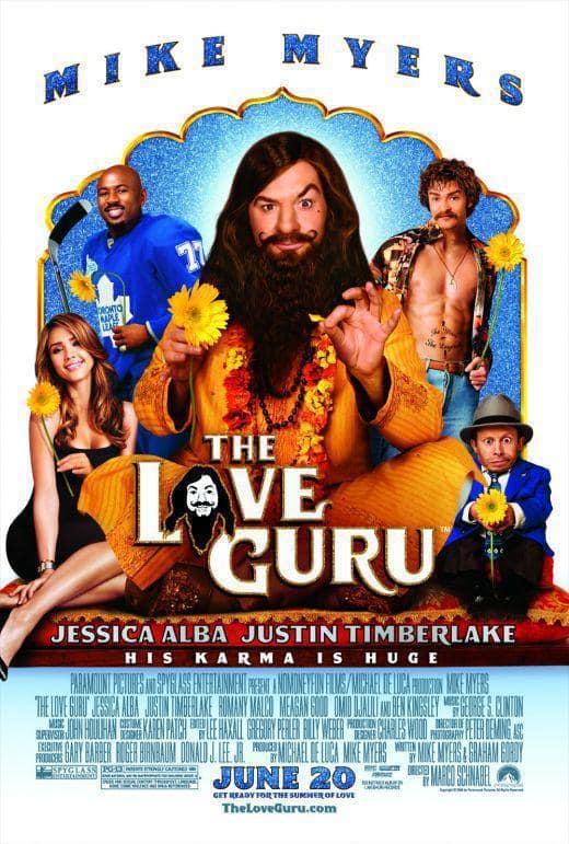Another Love Guru Poster