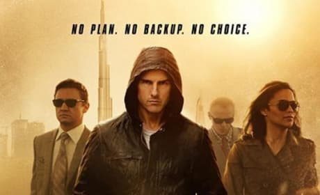 Mission Impossible: Ghost Protocol Poster Shows Tom Cruise's Team