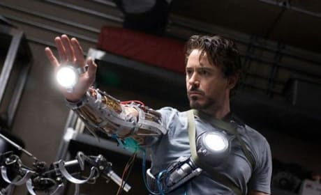 Iron Man Quotes, Photos Added