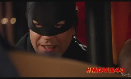 Movie 43 Red Band Trailer: Jason Sudeikis as Batman