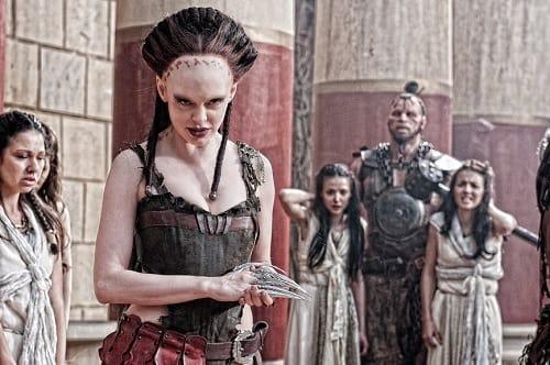 Rose McGowan in Conan the Barbarian