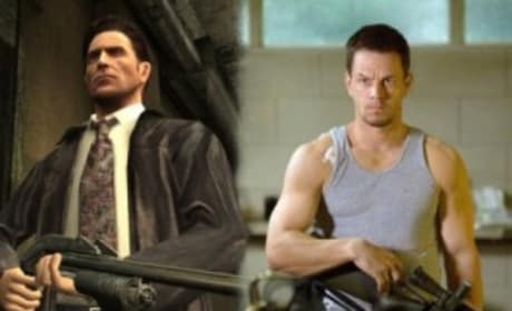 Mark Wahlberg Hypes Max Payne