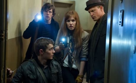 Now You See Me Trailer: Come In Close