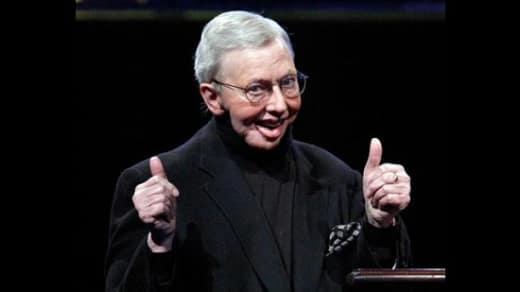 Roger Ebert Two Thumbs Up
