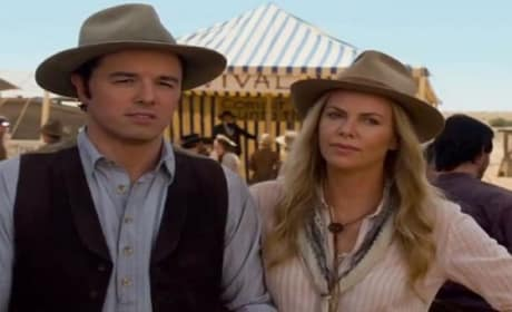 A Million Ways to Die in the West Trailer: Everything Wants to Kill You!