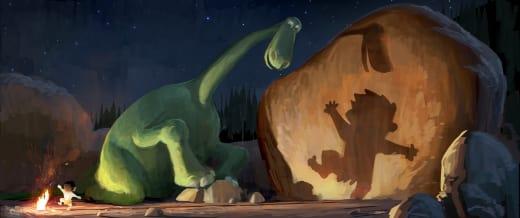 Good Dinosaur Photo