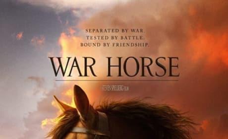 War Horse Poster Premiere