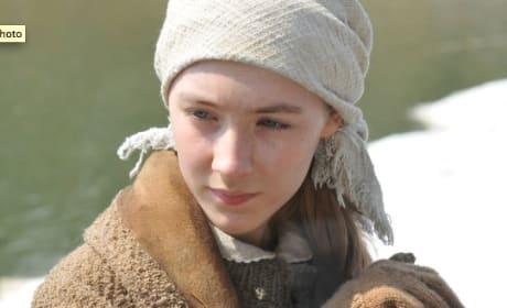 Saoirse Ronan Is A Polish Runaway