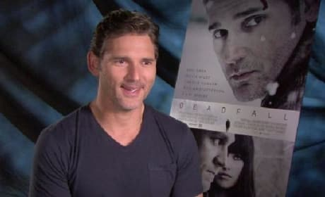 Deadfall: Eric Bana Dishes Being Bad
