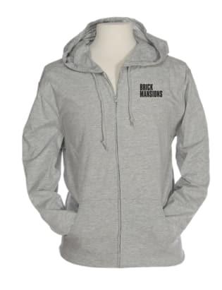 Brick Mansions Hoodie Sweatshirt
