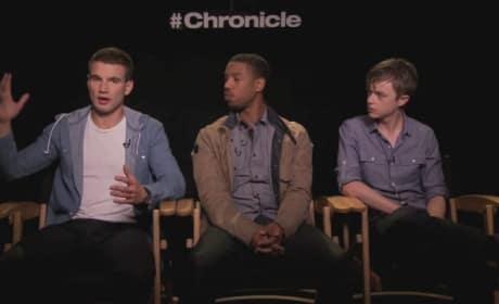 Chronicle Exclusive Interview: Cast Chats Redefining Superhero Genre