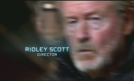 Prometheus Video Featurette: The Adventure Begins