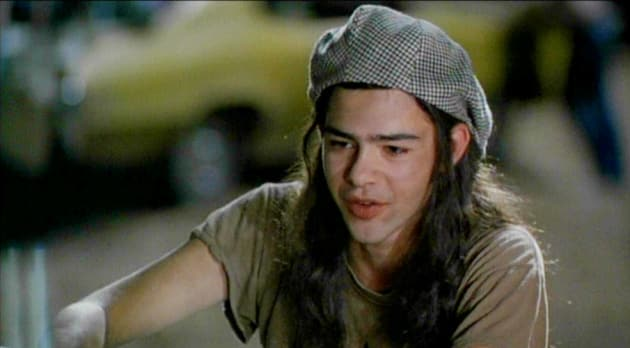 Slater's Long Hair Was Fake!