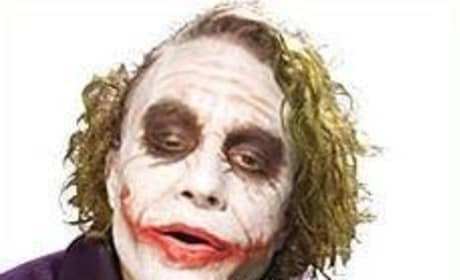 Will Heath Ledger Death Affect The Dark Knight Previews?