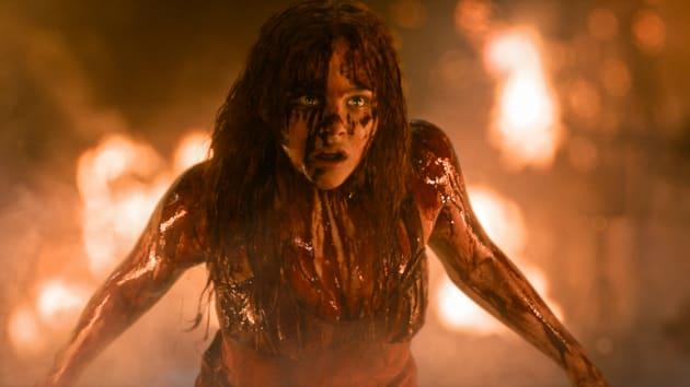 Chloe Moretz is Carrie in Carrie