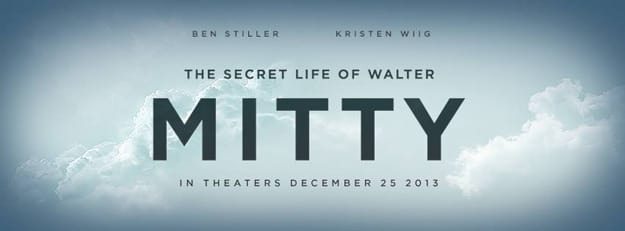 The Secret Life of Walter Mitty Logo