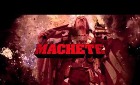 Machete TV Spot #1 Who is Machete