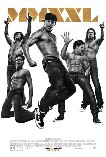 Magic Mike XXL Poster Shows Off Its Cast