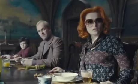 Dark Shadows Teaser: Johnny Depp Discovers Disco