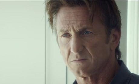 Sean Penn Stars The Gunman
