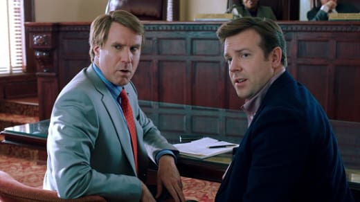 Will Ferrell Jason Sudeikis The Campaign