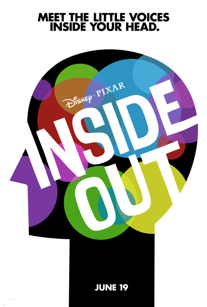 Inside Out Poster Is a Party