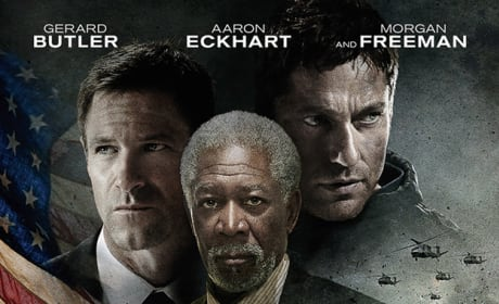 Olympus Has Fallen Gets a New Stately Poster