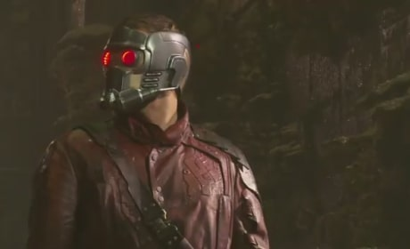 Guardians of the Galaxy Behind the Scenes Clips: Watch Now!