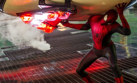 The Amazing Spider-Man 2 Action Still