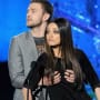 MTV Movie Awards Mila Kunis Justin Timberlake