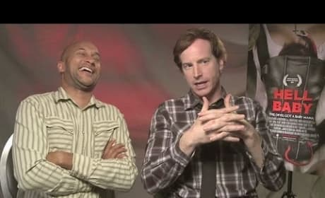 Keegan Michael Key and Rob Huebel Hell Baby Exclusive Interview