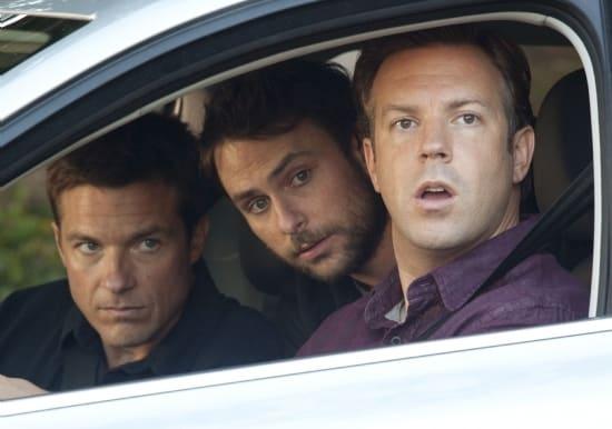 Charlie Day Jason Sudeikis Jason Bateman Horrible Bosses