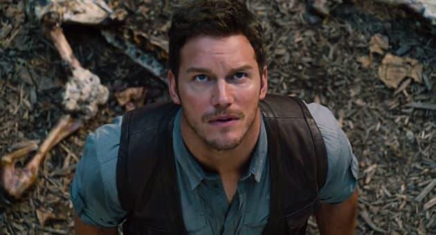 Chris Pratt Jurassic World Photo