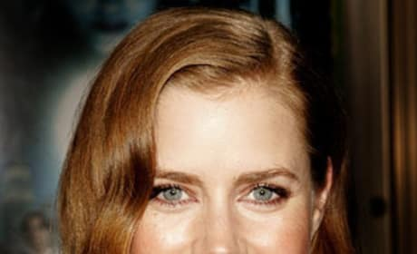 Amy Adams is Lois Lane!