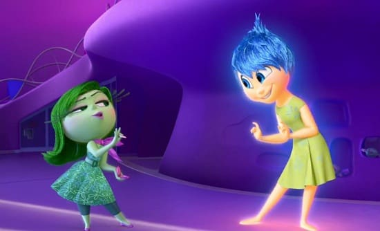 Inside Out Amy Poehler Mindy Kailing
