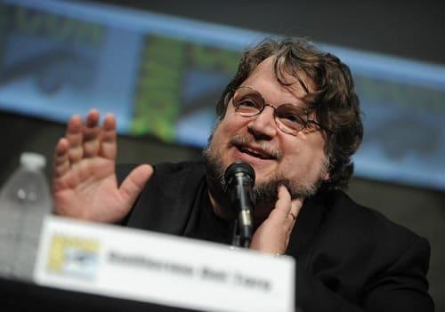 Guillermo del Toro at Comic-Con