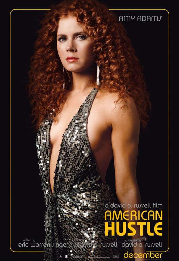 American Hustle Amy Adams Character Poster