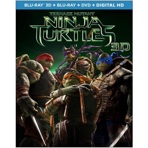 Teenage Mutant Ninja Turtles DVD