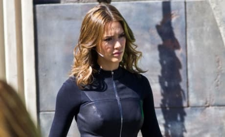 Jessica Alba Spy Kids Set 5