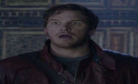 Guardians of the Galaxy Clip: Peter Quill Gets Into Trouble