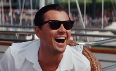 The Wolf of Wall Street Stars Leonardo DiCaprio