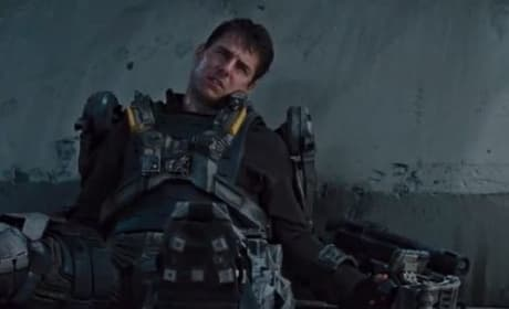 Tom Cruise Edge of Tomorrow Clip