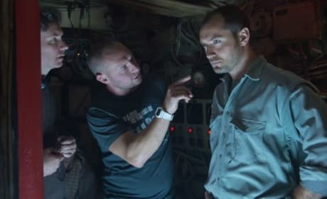 "Black Sea Exclusive: Director Dishes ""Extreme"" Jude Law & Why Sub Movies Thrill Us"