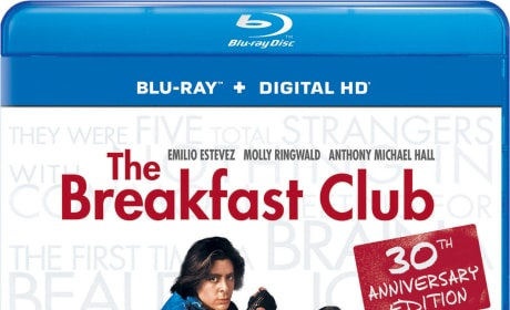 The Breakfast Club Blu-Ray
