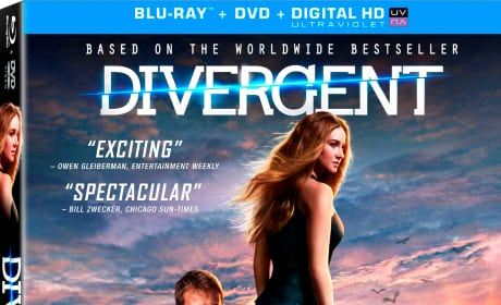 Divergent DVD Review: Shailene Woodley Wows Us!