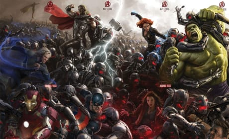 Avengers Age of Ultron: Official Synopsis Released!