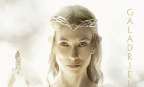 The Hobbit Galadriel Poster