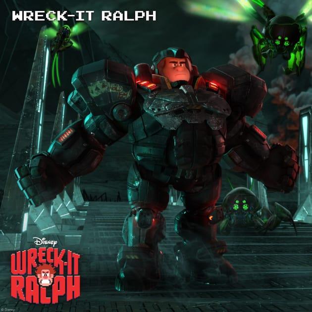 Wreck-It Ralph in Hero's Duty