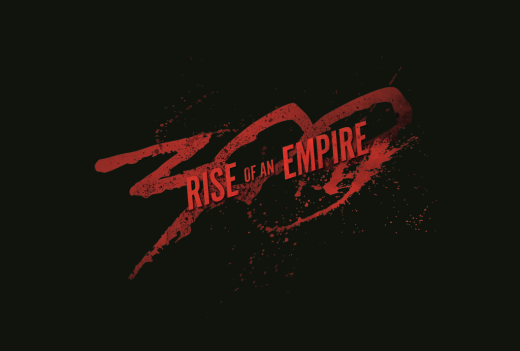 300: Rise of An Empire Title Banner